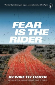 Fear is the Rider, Paperback Book