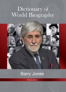 Dictionary of World Biography, Hardback Book