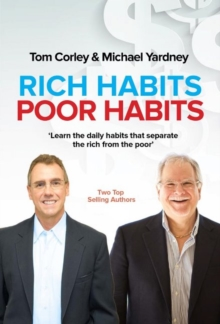 Rich Habits Poor Habits, Paperback Book