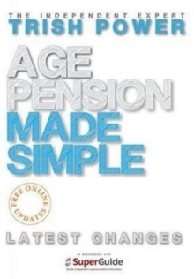 Age Pension Made Simple, Book Book