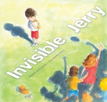 Invisible Jerry, Hardback Book