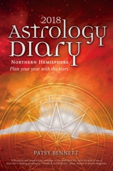 2018 Astrological Diary : Plan Your Year with the StarsNorthern Hemisphere, Paperback Book