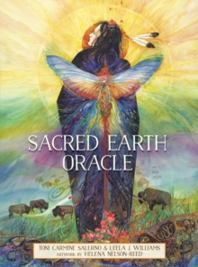 Sacred Earth Oracle, Mixed media product Book