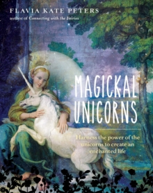 Magickal Unicorns, Hardback Book