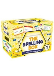 The Spelling Box - Year 1 / Primary 2, Cards Book