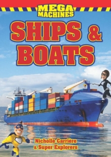 Ships & Boats, Paperback Book