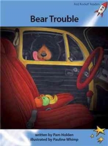 Bear Trouble, Paperback Book