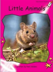 Little Animals, Paperback Book