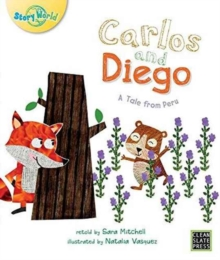 Carlos and Diego, Paperback Book