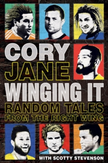 Cory Jane Winging It, Paperback Book