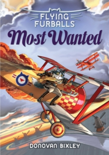 Flying Furballs 4: Most Wanted, Paperback / softback Book