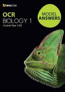 OCR Biology 1 Model Answers, Paperback / softback Book