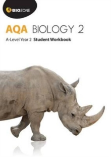 AQA Biology 2: A-Level Student Workbook : Year 2, Paperback Book