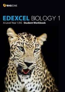 EDEXCEL Biology 1 A-Level 1/AS Student Workbook, Paperback / softback Book