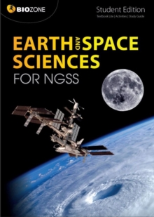 Earth and Space Science for NGSS, Paperback Book