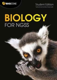 Biology for NGSS, Paperback Book