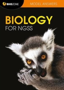 Biology for NGSS: Model Answers, Paperback Book