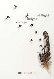 Average Height of Flight, Paperback Book