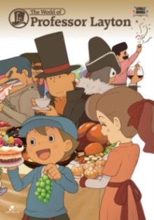 The World of Professor Layton, Paperback Book
