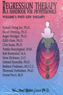 Regression Therapy -- 2-Volume Set : A Handbook for Professionals, Paperback / softback Book