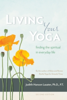 Living Your Yoga, Paperback Book