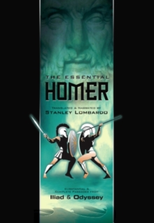 Homer - The Essential Homer, CD-Audio Book