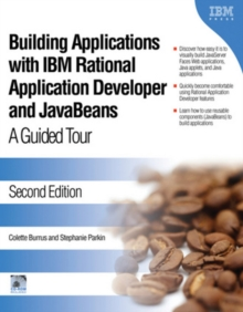 Building Applications with IBM Rational Application Developer and JavaBeans, Paperback Book