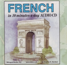 10 Minutes a Day Audio CD Wallet: French, CD-Audio Book