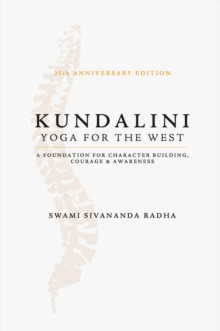 Kundalini - Yoga for the West, Paperback Book