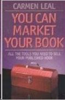 You Can Market Your Book, Paperback Book
