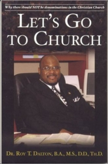 Let's Go to Church, Paperback Book