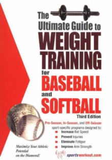 Weight Training for Baseball & Softball *******, Paperback Book