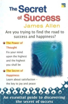 The Secret of Success, Paperback / softback Book
