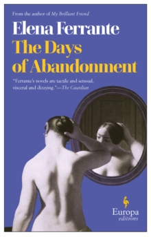 The Days Of Abandonment, Paperback / softback Book