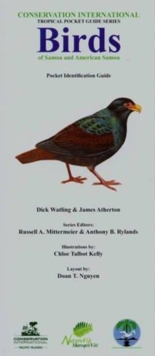 Birds of Samoa and American Samoa : Pocket Identification Guide, Loose-leaf Book