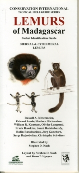 Lemurs of Madagascar: Diurnal and Cathemeral Lemurs : Pocket Identification Guide, Loose-leaf Book