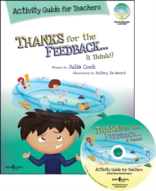 Thanks for the Feedback, I Think? Activity Guide for Teachers, Paperback / softback Book