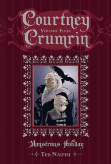 Courtney Crumrin Volume 4: Monstrous Holiday Special Edition, Hardback Book