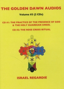 Golden Dawn Audio CD : Volume III, CD-Audio Book