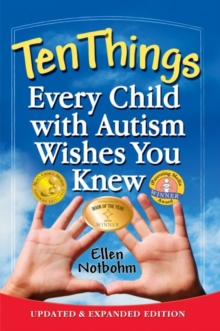 Ten Things Every Child with Autism Wishes You Knew, Paperback Book