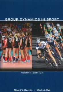Group Dynamics In Sport, Paperback / softback Book