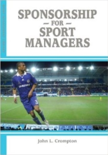 Sponsorship for Sport Managers, Paperback Book
