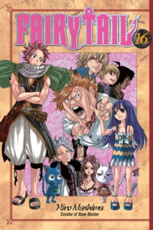Fairy Tail 16, Paperback Book