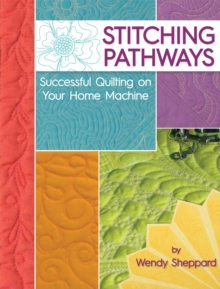 Stitching Pathways, Paperback Book