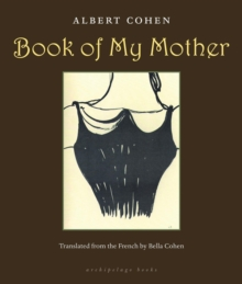 Book Of My Mother, Paperback Book