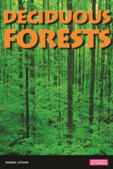 Deciduous Forests, PDF eBook