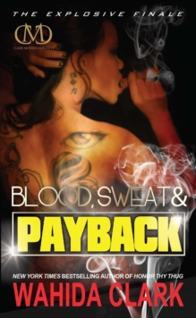 Blood, Sweat And Payback, Paperback Book