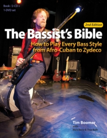 Bassist's Bible, Paperback Book