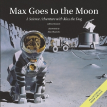Max Goes to the Moon, Hardback Book