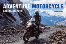 Adventure Motorcycle Calendar 2018, Calendar Book